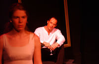 Stindberg trilogy: Miss Julie, March-April 2003
